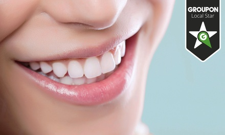 Clínica Dentária de Telheiras e do Saldanha: 1, 2 ou 3 implantes dentários de titânio com coroa e consultas desde 549€