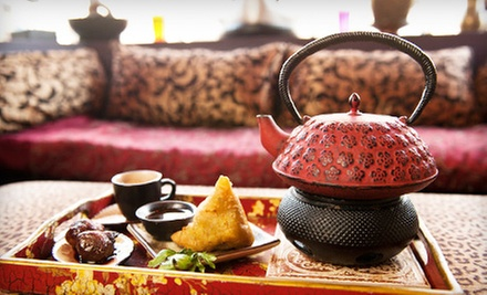 One or Two Groupons, Each Good for $20 Worth of Tea and Treats at SiTea