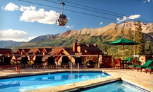 Stay for four at Mountain Lodge Telluride in Telluride, CO; Dates Through August 29 Available