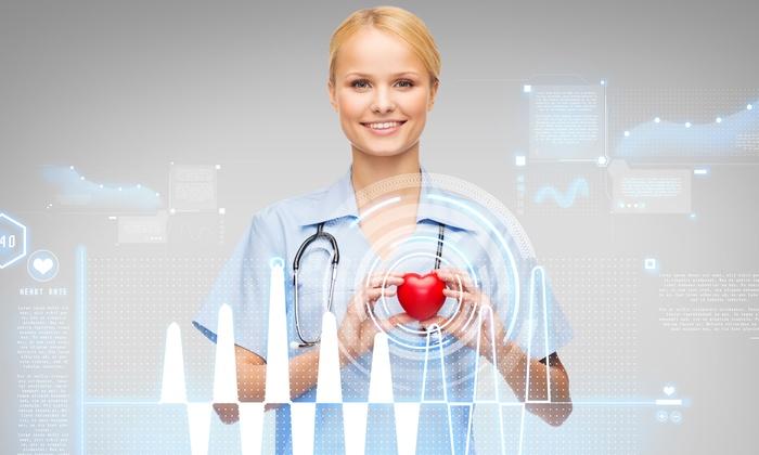 DR RAFFAELE LUISE - Pescara: Check up cardiologico con 5 esami per una o 2 persone da 44,90 €