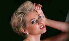 $40 for $100 Worth of Hair and Waxing Services at Glitz Salons