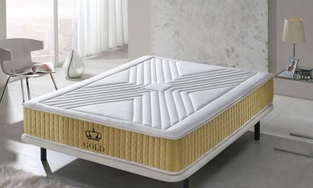 Colchão viscoelástico Mattress Gold disponível em diversos tamanhos desde 164 €
