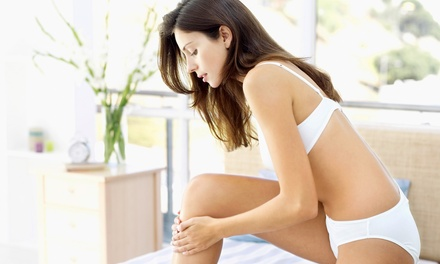 Two or Four Laser Spider-Vein-Removal Treatments at Ageless Med Spa (Up to 84% Off)