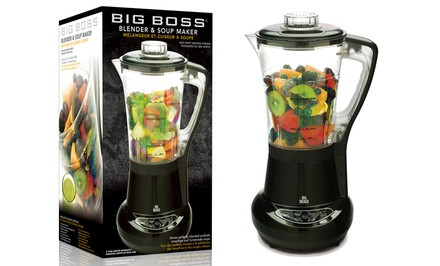 Big Boss Healthy Blender and Soup Maker