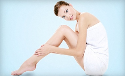 Five Laser Hair-Removal Treatments on a Small, Medium, or Large Area at Monarch Health (Up to 88% Off)