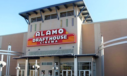 Up to 53% Off General Admission Movie Ticket at Alamo Drafthouse. Four Locations Available.