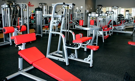 One- or Three-Month Membership to Fit Gym (Up to 78% Off)