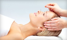 Acupuncture and Massage at Dr. Zhou's Acupuncture, Pain and Wellness Clinic (Up to 61% Off). Four Options Available.