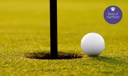 $42 for an 18-Hole Round of Golf for Two with Cart Rental at Banner Country Club (Half Off)