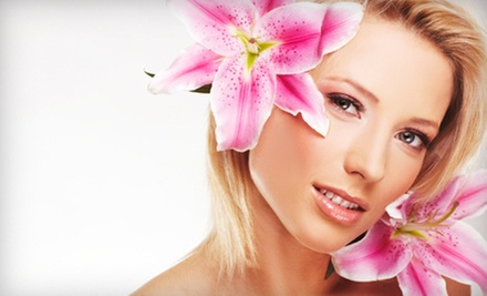 One Oxygen Organic Facial or One or Three LHE Photofacials at Bright Organic Spa (Up to 59% Off)