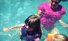 30-Minute Swimming Lessons with Registration from The Joy of Swimming (Up to 64% Off). Three Options Available.