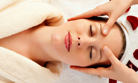 One, Two, or Three Peppermint or Organic Signature Facials at The Face Place (Up to 56% Off)