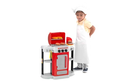 My First Grillin' BBQ Playset