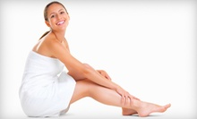 One or Three 60-Minute Infrared Body Wraps at Whitening Bright Studio (Up to 69% Off)