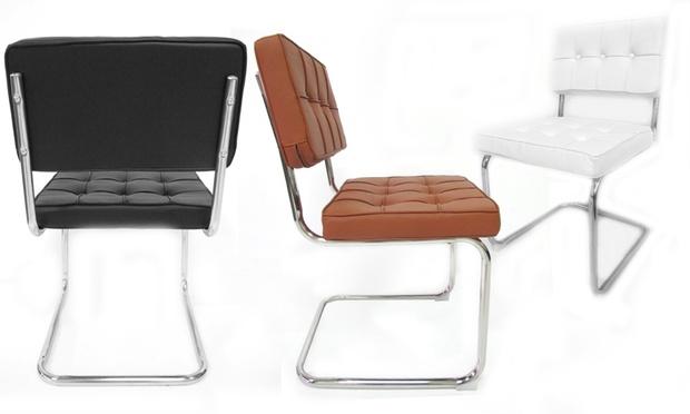 Chaises design breazz groupon for Bauhaus design stoelen
