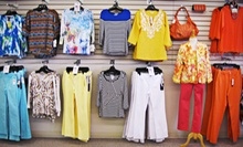 $10 for $20 Worth of Apparel, Jewelry, and Accessories at Ruth's Fashions