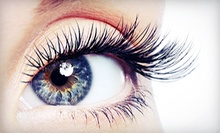 One Set of Eyelash Extensions with Option for Refill at Brittney Ford Hair Styling (Up to 61% Off)