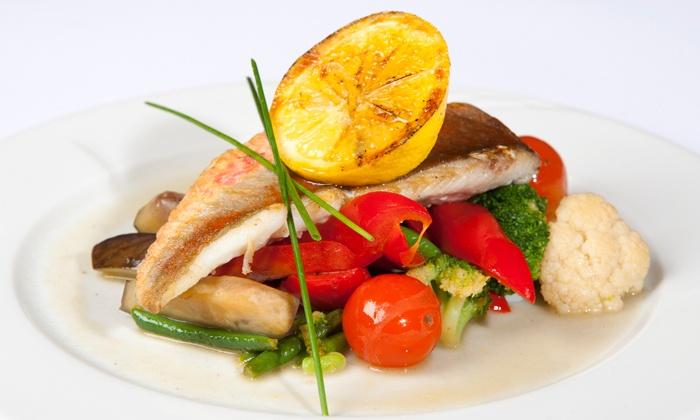 Chez Vito - Charleroi: Réveillez vos papilles avec un menu 4 services pour 2 ou 4 personnes au restaurant Chez Vito (dès 39,99€)