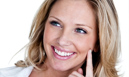 Four, Six, or Eight Skin-Tightening Facial Treatments at Peel Cosmedical Spa (Up to 89% Off)