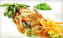 Thai Fusion and Sushi Lunch or Dinner at Sushi Thai (Up to 53% Off)