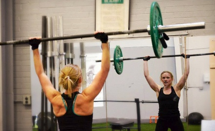 Two-Month Membership or Two 30-Minute Personal-Training Sessions at WarriorFit Performance (Up to 68% Off)