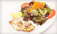 $12 for $25 Worth of Italian and Argentinian Dinner Cuisine at Star Bene