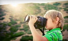 Five-Day Kids' Summer Photography Camp for One or Two Kids at Beaux Arts Photography (Half Off)