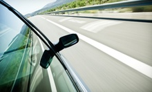 Window Tinting for Two or Five Windows or Clear Bra Protectant at Drive-In Autosound (Up to 54% Off)