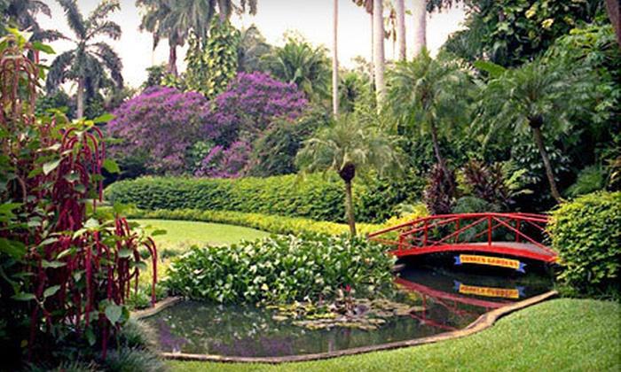 Sunken Gardens Sunken Gardens Groupon