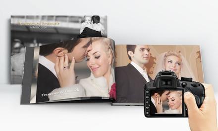 Álbum de fotografias personalizado com capa em pele desde 5,99€