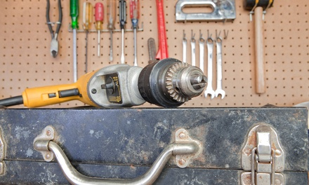 Two or Six Hours of Handyman Services from Texas Leisure Company (Up to 50% Off)