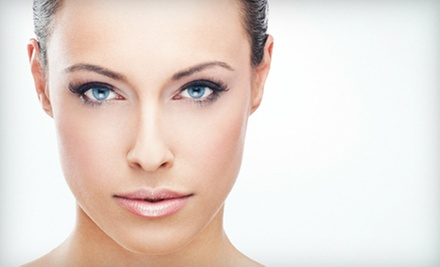 Vitamin C, Pumpkin, or Glycolic Peel, or One Microdermabrasion Treatment at Essenza Salon and Medi Spa (Up to 58% Off)