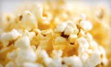 One or Two Party-Size Bags of Gourmet Buttered Popcorn at Popilicious (60% Off)