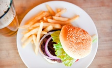 Pitcher of Beer and Sandwiches or Burgers for Two or $10 for $20 Worth of Pub Food at Sammy's Bar & Grill