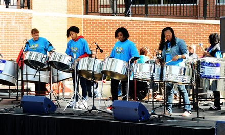International Arts and Jerk Festival at The Baysox Stadium on Saturday, August 9, at Noon (Up to 55% Off)