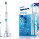 2 Pk. Philips Sonicare Electric Toothbrush