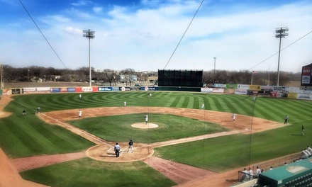 San Antonio Missions Baseball Games at Nelson Wolff Municipal Stadium (Up to 66% Off). Three Options Available.