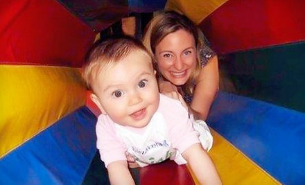 $29 for a Kids' Class Package with Play Classes, Open-Gym Sessions, and a CD at Romp n' Roll Mechanicsville ($69 Value)