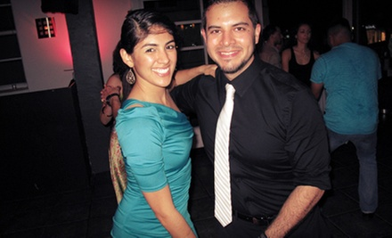 One or Two Nights of Salsa Dancing at Salsa Mia (Up to 63% Off)