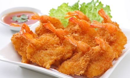 $18 for Two Groupons, Each Good for $15 Worth of Chinese Food at Golden Wok Restaurant ($30 Total Value)