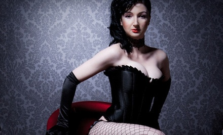 5 or 10 Burlesque Classes at Studio Burlesque (Up to 67% Off)