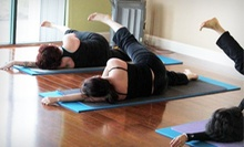 10 or 20 Pilates Mat, Yoga, or Core n' More Classes at Granite Bay Pilates and Yoga (Up to 76% Off)