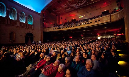 Ann Arbor Film Festival at Michigan Theater on March 24–29 (Up to 52% Off)