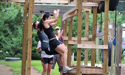 Three-Month Extreme Outdoor Fitness Pass for One or Two at B-Town Fitness in Durham (Up to 56% Off)