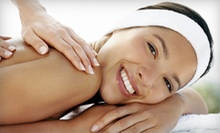 One or Two One-Hour Swedish or Deep-Tissue Massages at Holly-istic Massage (Up to 54% Off)