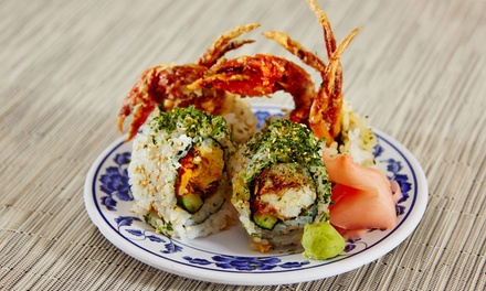 Japanese Cuisine at Kokoro (Up to 43% Off)