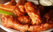 American Food for Lunch or Dinner at Brix Restaurant and Sports Lounge (Up to 57% Off)