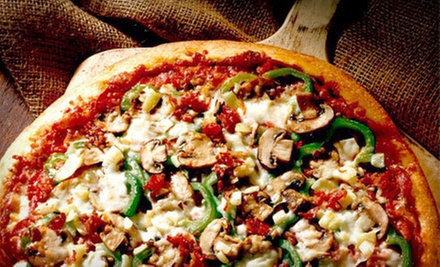 Pizza Meal for Two or $10 for $20 Worth of Pizza and Italian Food at Pizza Factory
