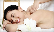 One or Two 60-minute Massages at Body & Soul Health Care (Up to 55% Off)