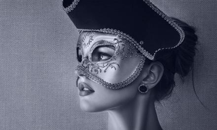 Two or Four Tickets to the LORE Masquerade Ball on April 26 at Sinister Pointe  (Up to 43% Off)